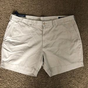 "POLO RALPH LAUREN Men shorts classic fit 6"" Sz 42"